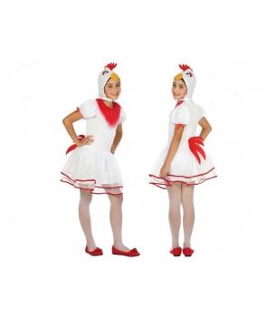 Costum carnaval fete gaina