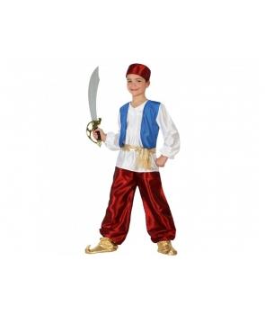 Costum carnaval baieti Alladin