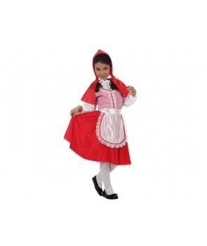 Costum carnaval fete Scufita Rosie