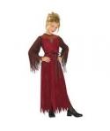 Costum Halloween fete vrajitoare gothica