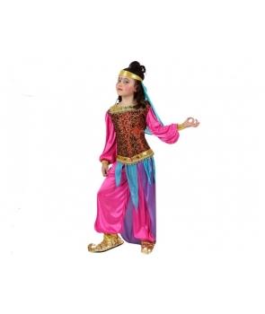 Costum carnaval fete dansatoare araba