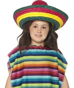Palarie sombrero copii
