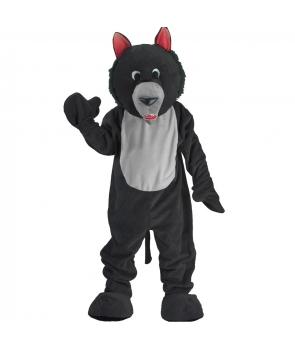 Mascota petrecere Lup negru