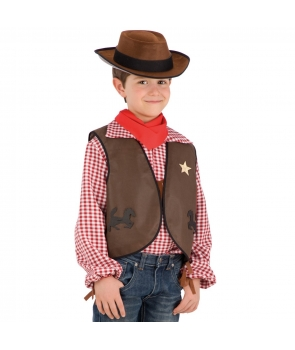 Set cowboy copii