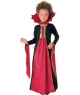 Costum fete vampirita cu guler Halloween
