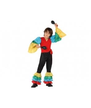 Costum carnaval baieti dansator Rumba