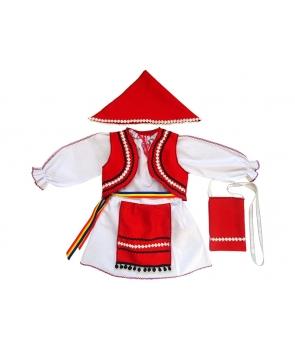 Costum national fete model 2