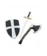 Set cavaler medieval
