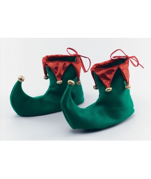 Pantofi Craciun spiridus