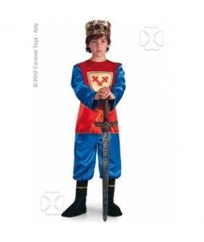 Costum carnaval copii Rege Arthur