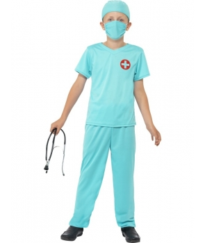Costum carnaval copii doctor