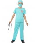 Costum carnaval baieti doctor