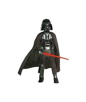 Costum carnaval baieti Darth Vader cu Licenta