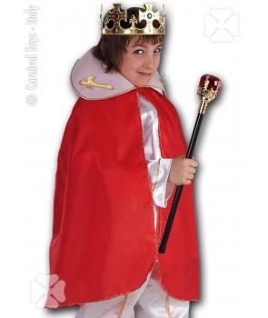 Costum carnaval copii Rege pelerina