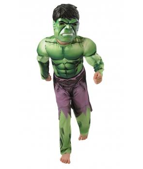 Costum carnaval copii Hulk