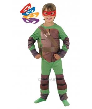 Costum carnaval baieti Testoasa Ninja