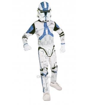 Costum carnaval baieti Clone Trooper