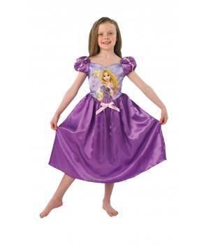 Costum carnaval fete Rapunzel