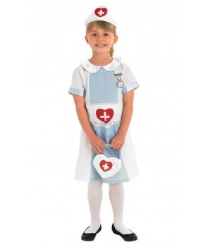 Costum carnaval fete asistenta