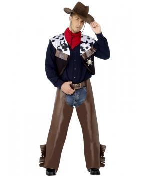Costum carnaval adulti Cowboy