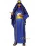 Costum carnaval adulti Arab - albastru