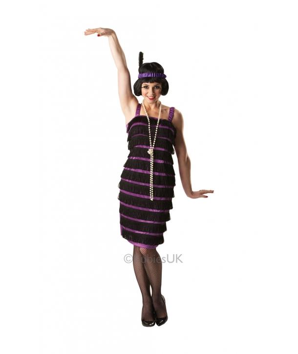Costum carnaval femei anii '20