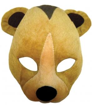 Masca carnaval animale - urs cu sunet