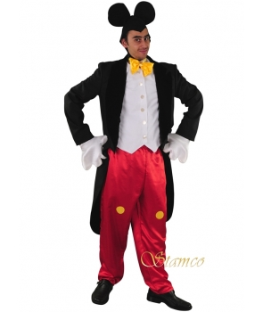 Costum carnaval barbati Mickey Mouse