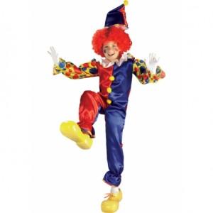costum-carnaval-copii-clovn-
