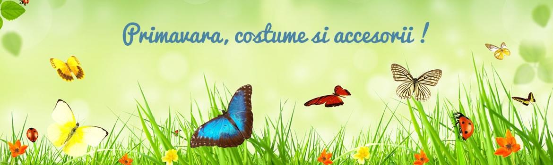 Costume si accesorii primavara