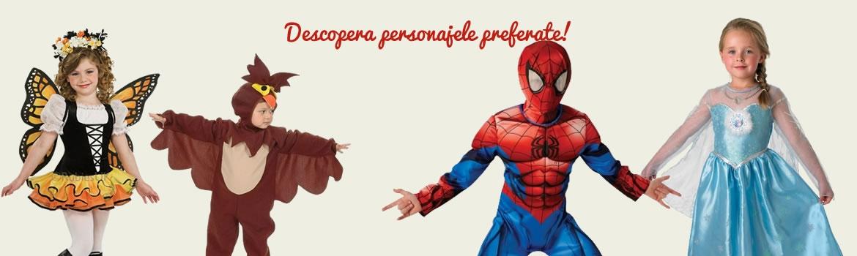 Costume Carnaval - Costume Serbare - FunnyPartyShop.ro