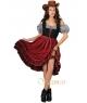 Costum femei sallon girl