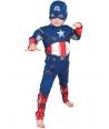 Costum carnaval Capitan America