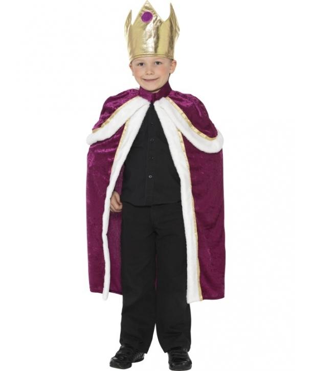 Costum carnaval Rege visiniu