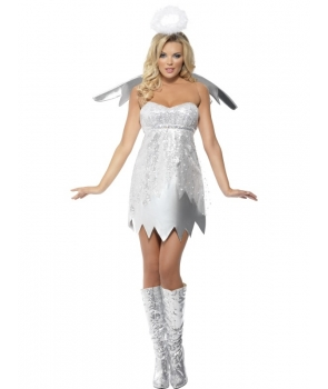 Costum carnaval femei Inger femeie