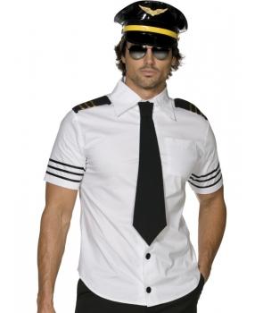 Costum carnaval barbati capitan
