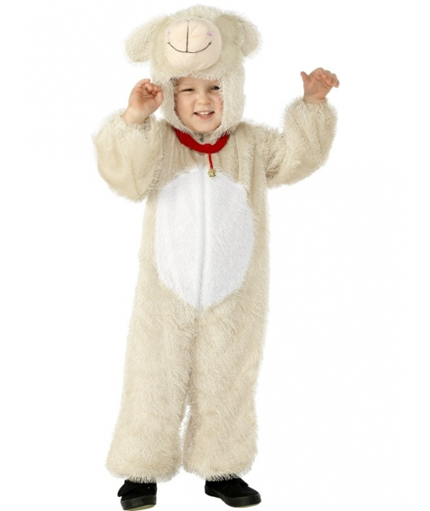 Costum carnaval copii animale oaie