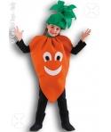 Costum carnaval copii morcov