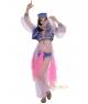 Costum carnaval femei Belly dance mov