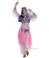 Costum carnaval femei Belly dance mov