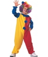 Costum carnaval copii clovn model 2