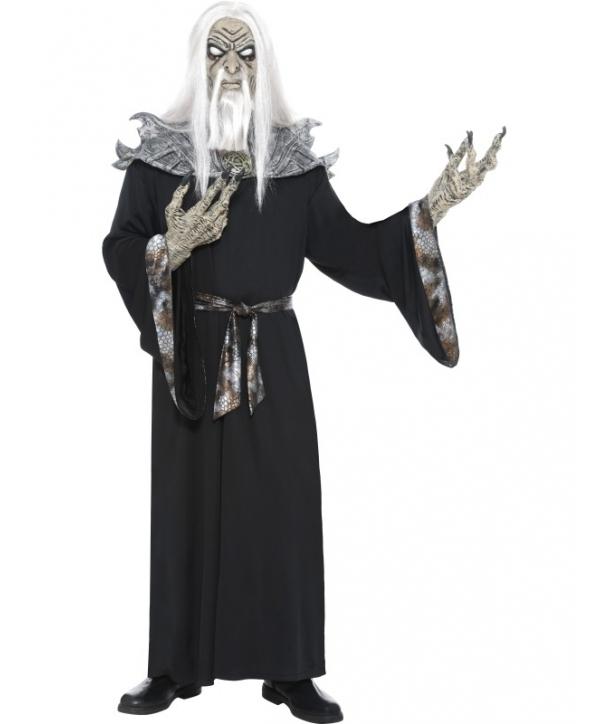 Costum Halloween adulti vrajitor sadic