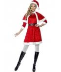 Costum Craciun Craciunita Miss Santa