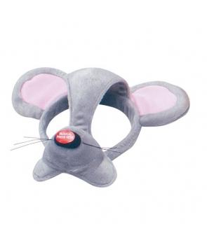 Masca de carnaval animale - soricel cu sunet