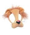 Masca de carnaval - leu cu sunet