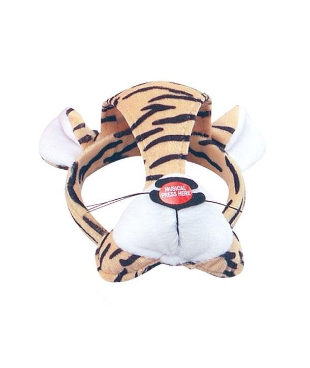Masca carnaval animale - tigru cu sunet