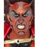 Set machiaj Halloween diavol cu coarne