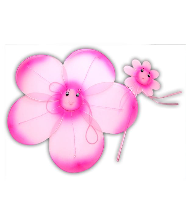 Set floare roz