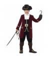 Costum carnaval baieti pirat de lux