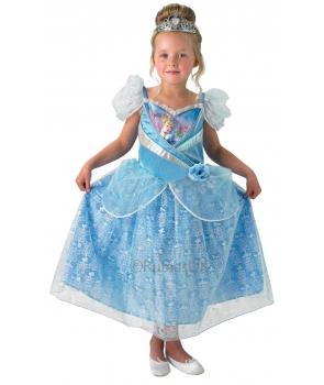 Costum carnaval fete Cenusareasa de lux